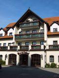 """Burghotel """"Goldener Hirsch"""
