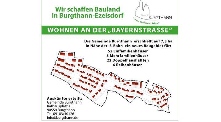 Baugebiet Bayernstraße