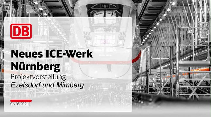 Info zu ICE-Werk